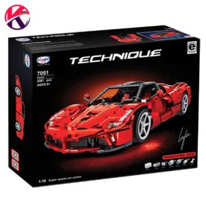 لگو ماشین  Winner 7051 SuperCar